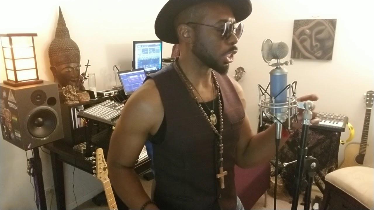 "MC ZULU – Demo of Bob Marley & The Wailers ""WAR"""